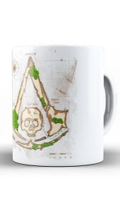 Caneca Assassin Creed - Nerd e Geek - Presentes Criativos