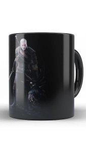 Caneca The Witcher 3 - Nerd e Geek - Presentes Criativos