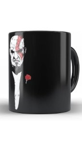 Caneca The God of War - Nerd e Geek - Presentes Criativos