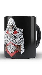 Caneca Assassin's Creed - Nerd e Geek - Presentes Criativos