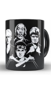 Caneca Karate Kid - Nerd e Geek - Presentes Criativos
