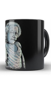 Caneca Einstein - Nerd e Geek - Presentes Criativos