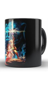 Caneca The Legend of Zelda Castle - Nerd e Geek - Presentes Criativos
