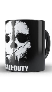 Caneca Call of Duty - Nerd e Geek - Presentes Criativos