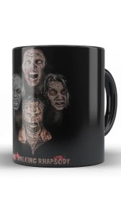Caneca The Walking Rhapsody - Nerd e Geek - Presentes Criativos