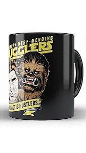 Caneca Star Wars Han Solo Hunstlers