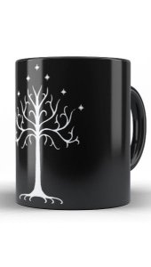 Caneca Lord Of The Rings - Nerd e Geek - Presentes Criativos