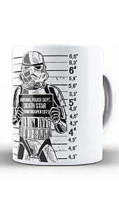 Caneca Stormtrooper - Preso
