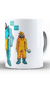 Caneca Fullmetal alchemist - Nerd e Geek - Presentes Criativos