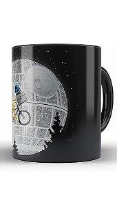 Caneca Star Wars: R2-D2 C-3PO