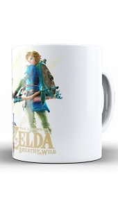 Caneca Legend of Zelda Breath of The Wild - Nerd e Geek - Presentes Criativos