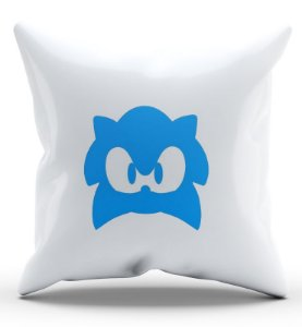 Almofada Decorativa  Sonic - Nerd e Geek - Presentes Criativos