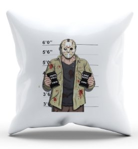 Almofada Decorativa  Jason - Nerd e Geek - Presentes Criativos
