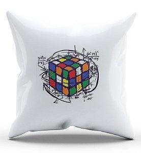 Almofada Decorativa  Cubo Magico - Nerd e Geek - Presentes Criativos