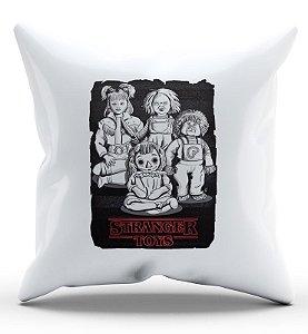 Almofada Decorativa  Stranger Toys - Nerd e Geek - Presentes Criativos