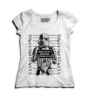 Camiseta Feminina Star Wars