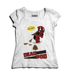 Camiseta Feminina Dead Poo
