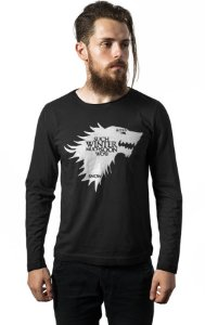 Camiseta Manga Longa Game of Thrones