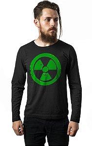 Camiseta Manga Longa Hulk - Avengers