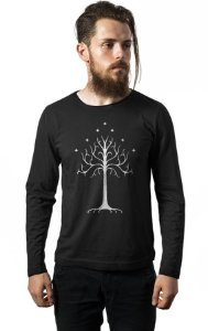 Camiseta Manga Longa O Senhor dos Anéis