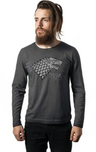 Camiseta Masculina  Manga Game of Thrones - Nerd e Geek - Presentes Criativos