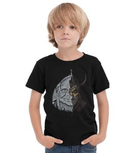 Camiseta Infantil Caverna do Dragão - Nerd e Geek - Presentes Criativos