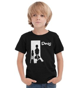 Camiseta Infantil Doug - Nerd e Geek - Presentes Criativos