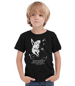 Camiseta Infantil Star Fox