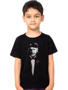 Camiseta Infantil Metal Gear Solid   - Nerd e Geek - Presentes Criativos