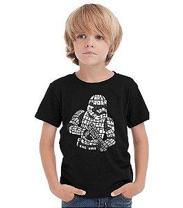 Camiseta Infantil Stormtrooper