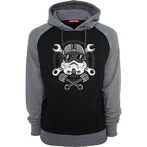 Blusa com Capuz Stormtrooper