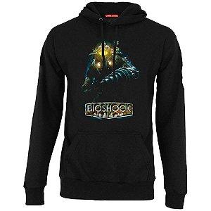Blusa com Capuz Bioshock