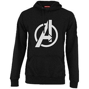 Blusa com Capuz The Avengers