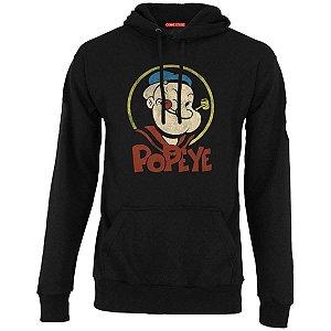 Blusa com Capuz Popeye