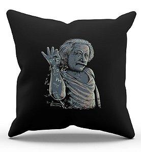 Almofada Albert Einstein 45x45
