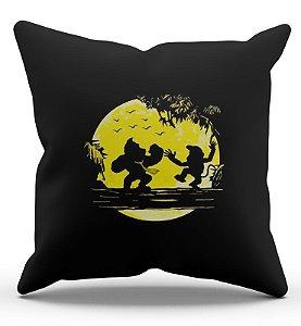 Almofada Decorativa  Donkeu Kong 45x45 - Nerd e Geek - Presentes Criativos