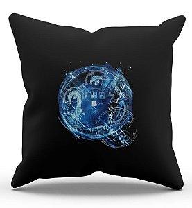 Almofada Decorativa  Doctor Who 45x45 - Nerd e Geek - Presentes Criativos