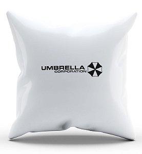 Almofada Decorativa  Umbrella Corporation 45x45 - Nerd e Geek - Presentes Criativos