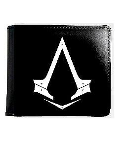 Carteira Assassin's Creed - Nerd e Geek - Presentes Criativos