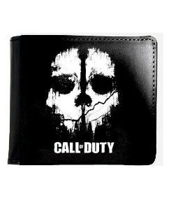 Carteira Call of Duty - Nerd e Geek - Presentes Criativos
