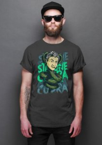 Camiseta Masculina  Stallone Cobra - Nerd e Geek - Presentes Criativos