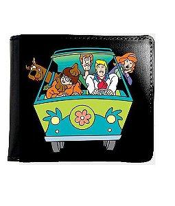 Carteira Scooby Do - Nerd e Geek - Presentes Criativos