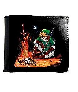 Carteira  The Legend Of Zelda Link Lonely