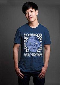 Camiseta Masculina  Meu precioso - Nerd e Geek - Presentes Criativos