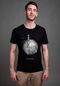 Camiseta Masculina   O Pequeno Principe - Nerd e Geek - Presentes Criativos