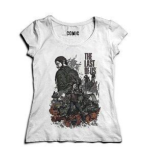 Camiseta Feminina The Last Of Us - Nerd e Geek - Presentes Criativos