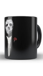 Caneca Jason The Godfather - Nerd e Geek - Presentes Criativos