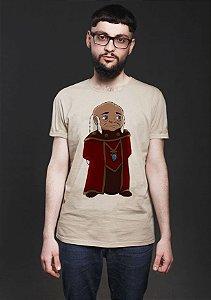 Camiseta Masculina  Mestre dos Magos - Caverna do Dragão - Nerd e Geek - Presentes Criativos
