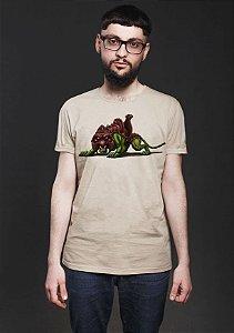 Camiseta Masculina  He Man Gato-Guerreiro - Nerd e Geek - Presentes Criativos