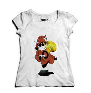 Camiseta Feminina Gorpo He-Man   - Nerd e Geek - Presentes Criativos